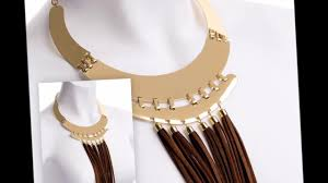 fashion jewelry statement necklace images New arrival 2017 fashion costume jewellery statement necklace jpg