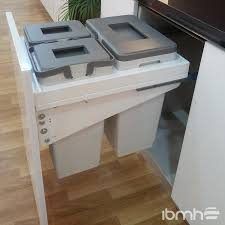 Kitchen Cabinet Waste Bins by Import Kitchen Dustin Bin From China