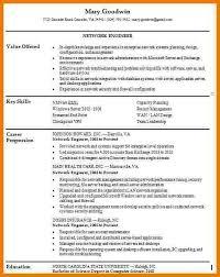 sle network engineer resume network engineer resume cover letter