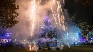 boston christmas tree lighting 2017 halifax explosion a view from boston from dim awareness to full