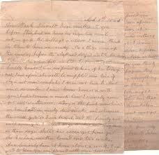 the idiots are selling fake civil war letters