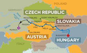 Passau Germany Map by 6 River Cruises Wine Lovers Shouldn U0027t Miss Tasteful Journeys