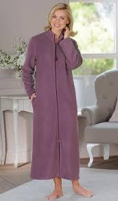 robe chambre polaire robe de chambre avec fermeture eclair linzlovesyou linzlovesyou