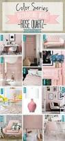 how to decorate your home with pantone u0027s rose quartz and serenity