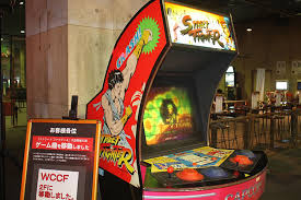 Street Fighter 3 Arcade Cabinet Detractors Be Damned Street Fighter 5 U0027s Changes Are For The
