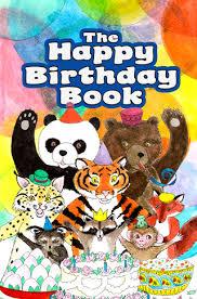 happy birthday book the happy birthday book farfaria