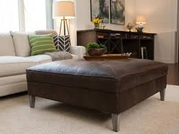 Ottoman Coffee Table With Storage by Coffee Table Coffee Table Ottoman To Diy Distressed Leather