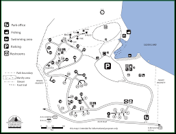 Island Lake State Park Map by Silver Lake State Park Vermont Fish And Wildlife