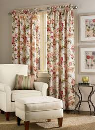 Jacobean Floral Curtains Fall Curtains Buying It Pinterest Floral Curtains