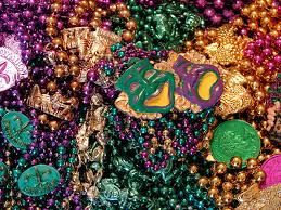 a greener mardi gras scientists develop degradable from