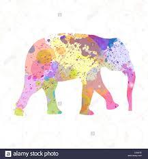 ornamental elephants stock photo royalty free image 54046510 alamy