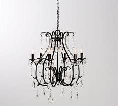 Pictures Of Chandeliers Celeste Chandelier Pottery Barn