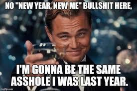New Year New Me Meme - leonardo dicaprio cheers meme imgflip