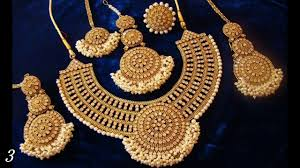 jewelry fashion necklace images Top 5 latest indian wedding jewellery designs 2017 2018 jpg