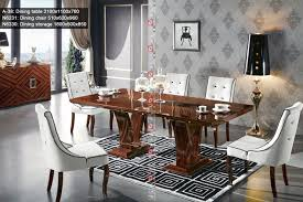 Dining Room End Chairs Contemporary Dining Room Sets Italian Interior Design