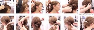 Hochsteckfrisurenen Ohne Haargummi by Do It Yourself Steckfrisuren Nicht Nur Schön Zum Valentinstag