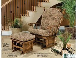 furniture nice glider rockers for home furniture idea