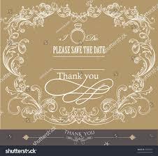 Design Card Wedding Invitation Card Cover Design Wedding Invitation Card Stock Vector 78694255