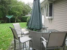 outdoor patio bar table bar furniture outdoor patio bar set martha stewart outdoor patio