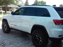 jeep grand cherokee all terrain tires 2016 jeep grand cherokee 17x9 ion alloy bfgoodrich lt275 70r17