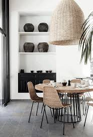 Dining Room Art Decor Dining Room Art Ideas Indoor Wicker Dining Chairs Dining Table In