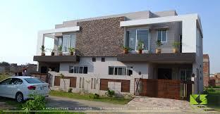 3d Home Design 5 Marla Modern House By Ks Design Studio 5 Marla Houses