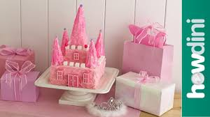 birthday cake ideas the princess castle cake birthday cake youtube
