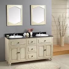 size double vanities 51 60 inches bathroom vanities u0026 vanity
