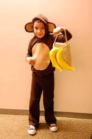 Halloween Costume Monkey Diy Monkey Costume Sweatpants Turtleneck Homemade Hat