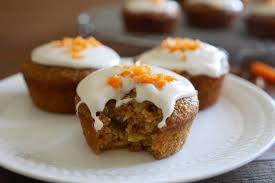 sneaky ingredient carrot cake muffins the nutty nutritionist