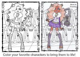 perfect color alive pages 20 coloring kids color