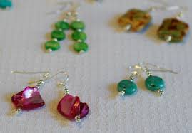 easy earrings 5 minute diy earrings