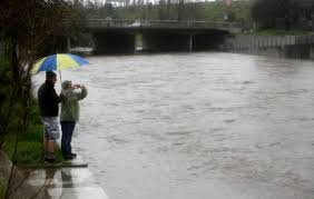 california storm updates latest photos flooding forecast and more
