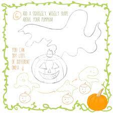 improper books halloween u2013 how to draw u2026 a ghost