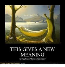 Banana Hammock Meme - ilrf this gives a new meaning to the phrase banana hammock very