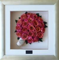 wedding flowers paperweight actual flowers wedding flower preservation in west sussex