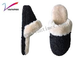 Bedroom Shoes For Womens Winter Household Cotton Womens Bedroom Slippers Antiskid Thick