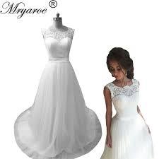 wedding dress illusion neckline mryarce wedding dress 2018 lace illusion neckline sweetheart tulle