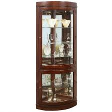 Unique Cabinet China Cabinet Small Curio Cabinets Dining And Bar Furniture For