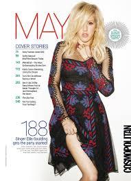 cosmopolitan word ellie goulding cosmopolitan magazine photoshoot hawtcelebs