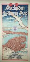Maps Of Michigan Celebrate Michigan U0027s Birthday With These Cool Old Maps Of Our