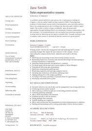 Best Functional Resume Samples by Sales Resume Sample Sales Clerk Functional Resume Example Retail