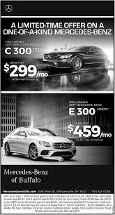 mercedes ads limited time offer on a one of a kind mercedes benz mercedes benz