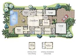 family homes plans florida floor plans great room homes zone