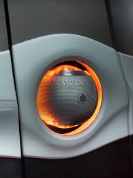 renault symbioz house and autonomous devialet high end speakers and audiophile amplifiers