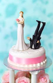 funny divorce what huffpost divorce readers u0027 wedding cake toppers