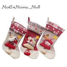 Christmas Stocking Decorations Compare Prices On Christmas Stockings 3d Online Shopping Buy Low
