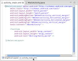 tutorial android using eclipse android sdk working with eclipse