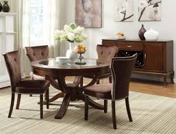 Dining Table Chairs Height Delightful Black Round Dining Table With Leaf Counter Height