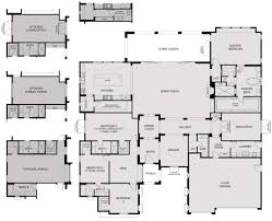 How To Draw A Kitchen Floor Plan Homes In Yorba Linda Silverleaf Floor Plans